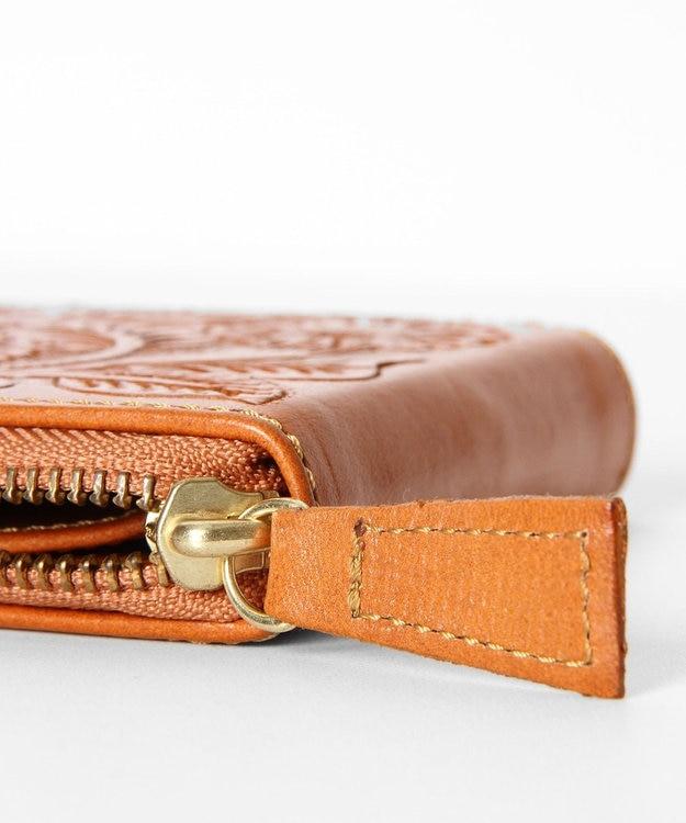 GRACE CONTINENTAL Box Case Wallet