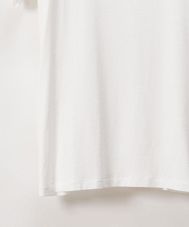 GRACE CONTINENTAL リバーレース切替Tシャツ