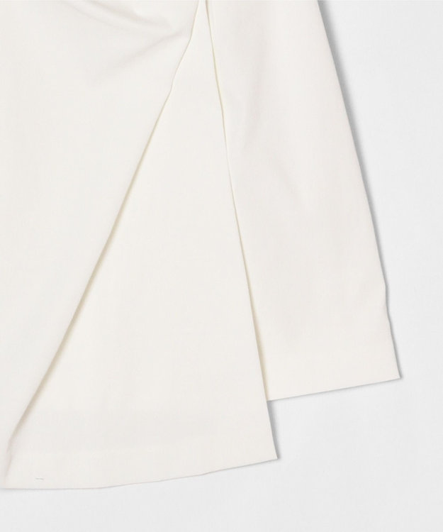GRACE CONTINENTAL タックミニスカート