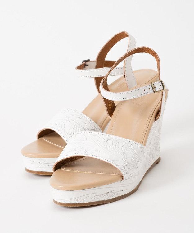 GRACE CONTINENTAL Wedge Sandal