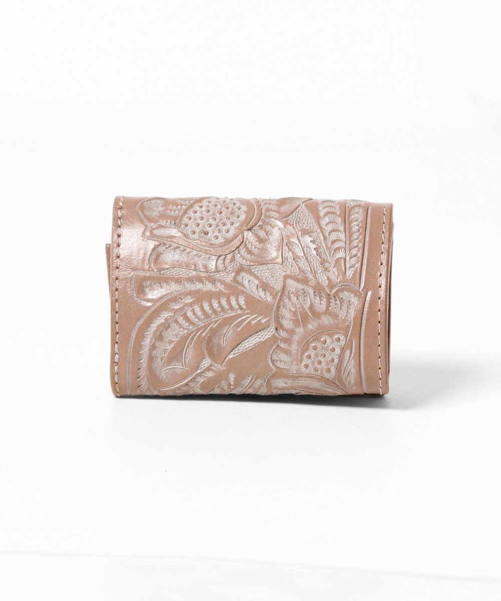GRACE CONTINENTAL Small Wallet-19SS グレー