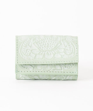 GRACE CONTINENTAL Small Wallet-19SS ミント