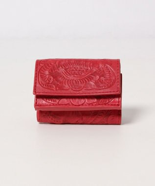 GRACE CONTINENTAL Small Wallet-19SS ピンク
