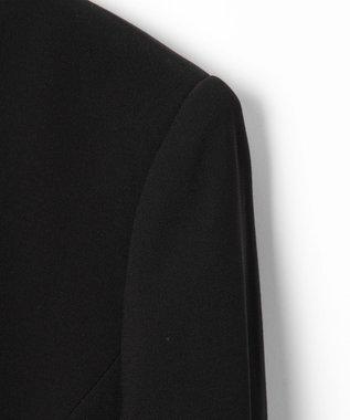 GRACE CONTINENTAL ジョーゼットボレロジャケット ブラック