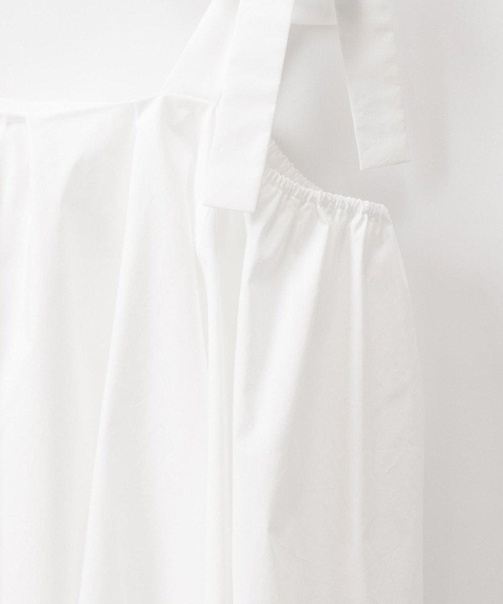 GRACE CONTINENTAL ケープオフショルダートップ ホワイト