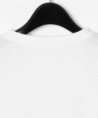 GRACE CONTINENTAL リバーレースTシャツ サックス
