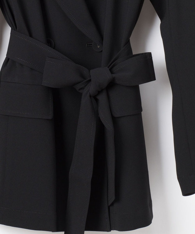 GRACE CONTINENTAL トリアセダブルジャケット