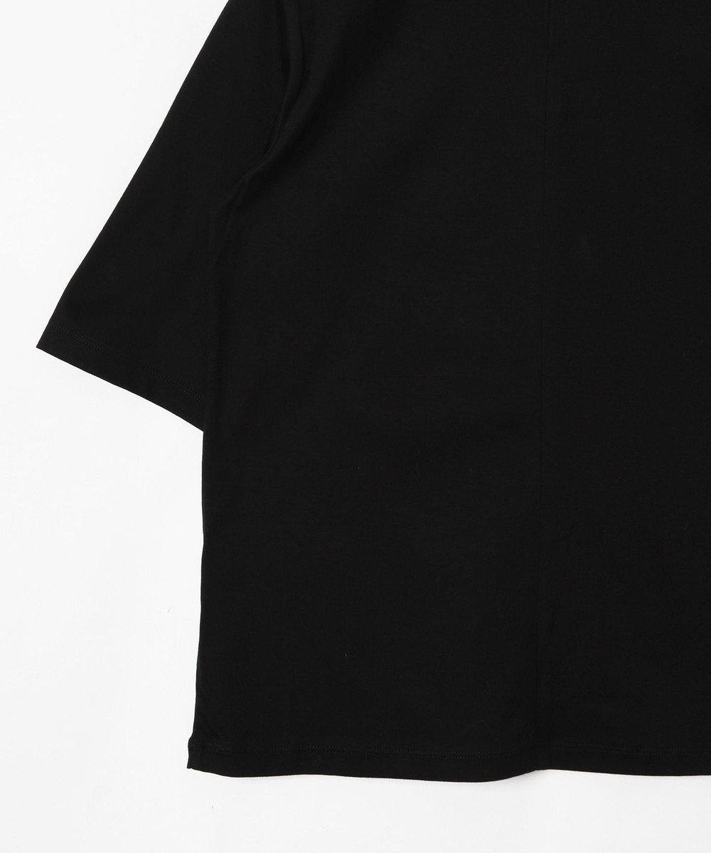 GRACE CONTINENTAL タイ付スムーストップ ブラック