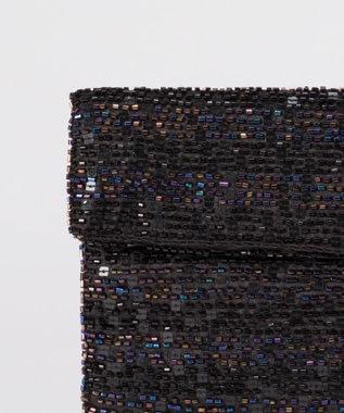 GRACE CONTINENTAL スクエアスパンミニバッグ ブラック