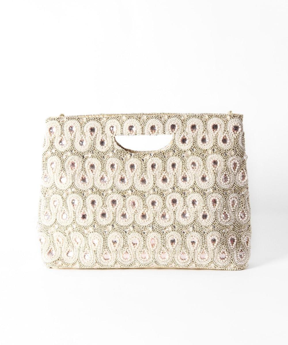 ストリーム刺繍バッグ