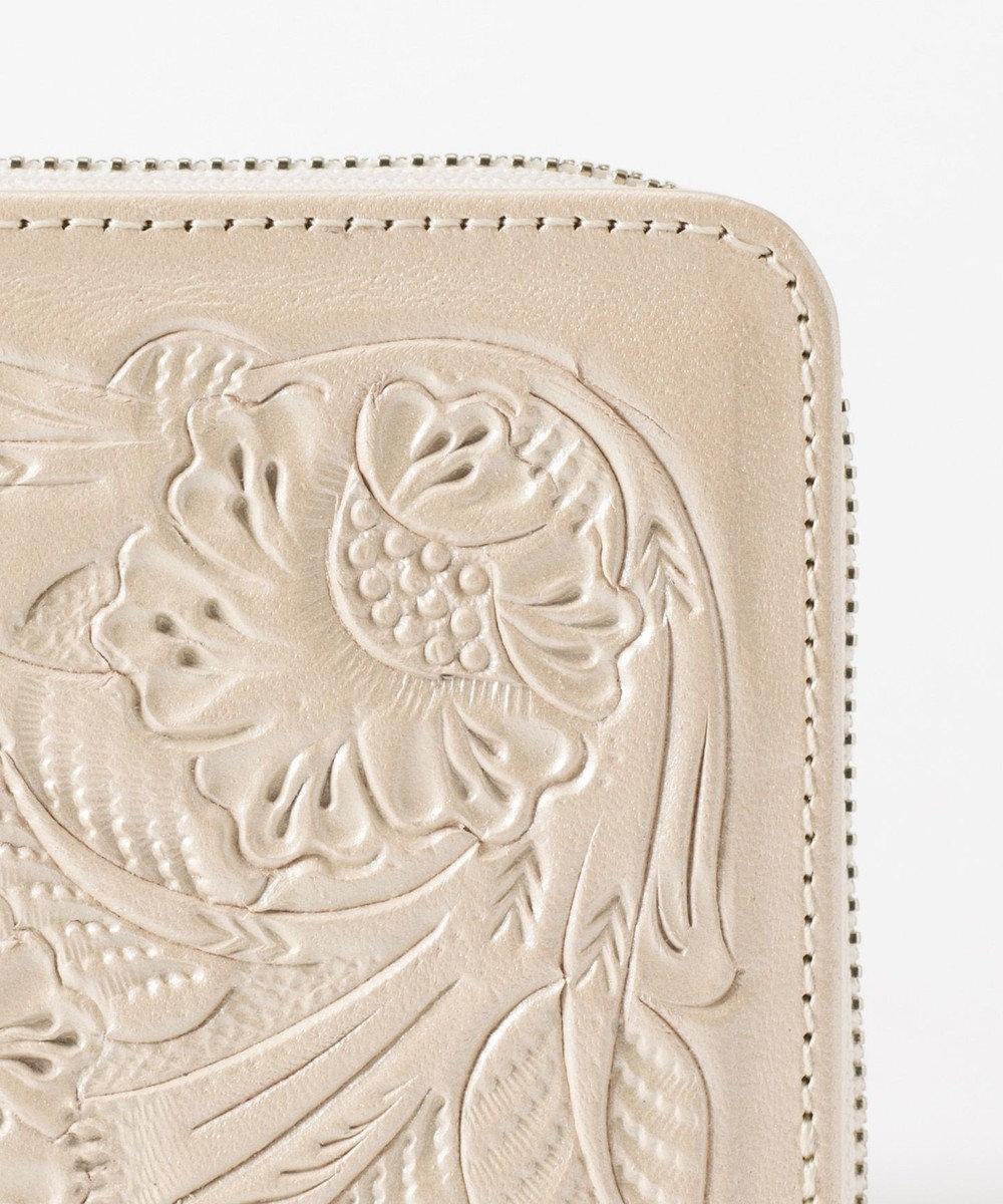GRACE CONTINENTAL B.C. Wallet MINI パールホワイト