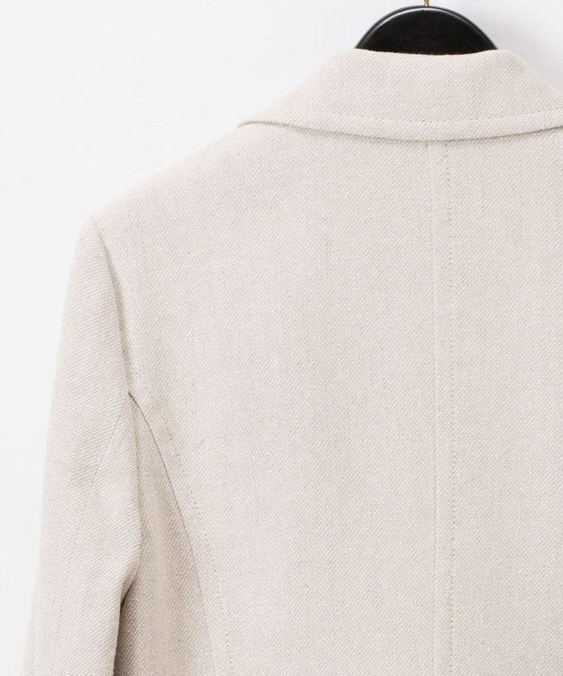 GRACE CONTINENTAL ベルテッドジャケット
