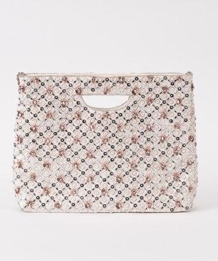 レイヤースパン刺繍バッグ