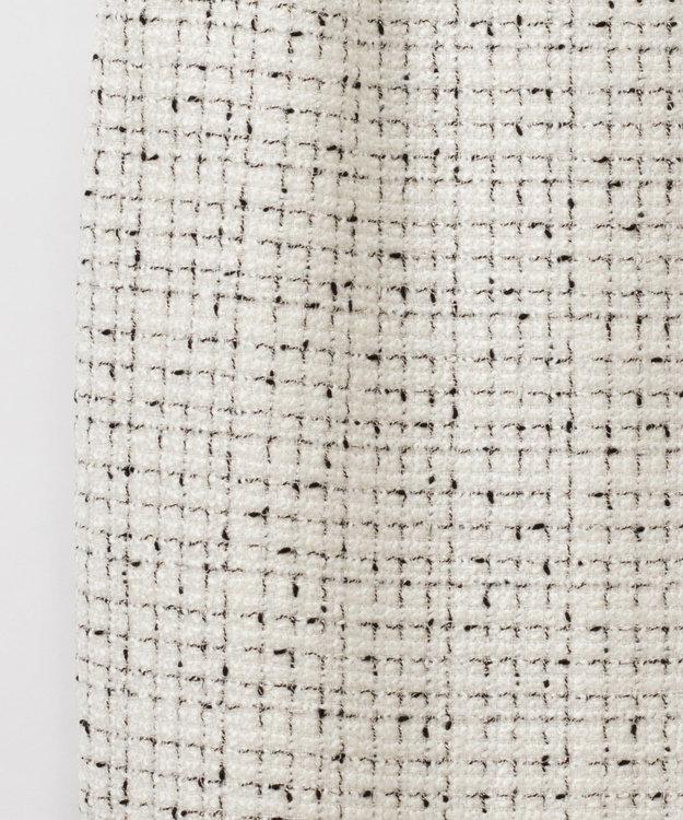 GRACE CONTINENTAL ツイードタイトスカート