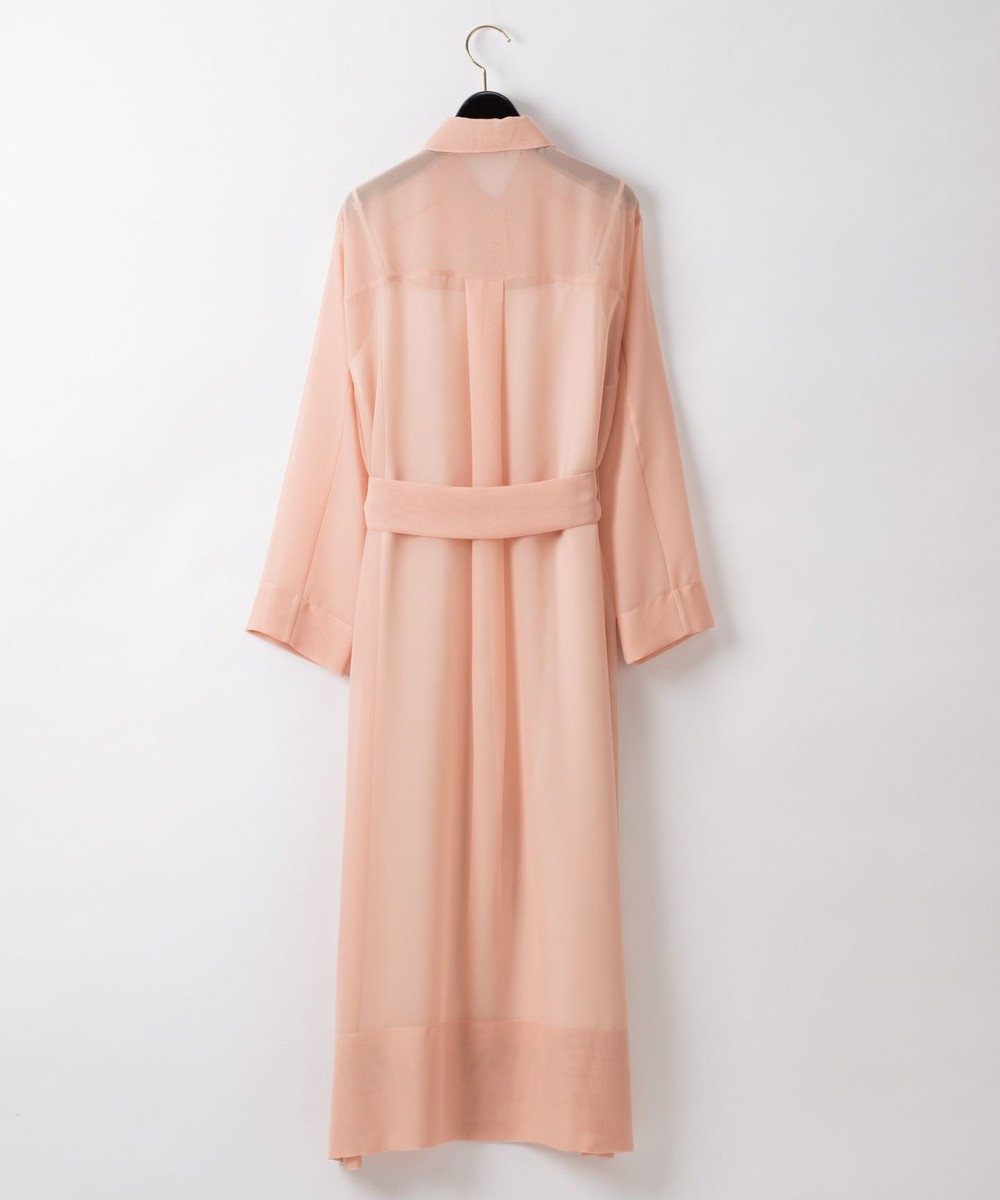GRACE CONTINENTAL トリアセオーガンドレス ピンク