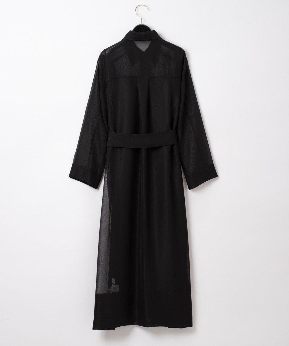 GRACE CONTINENTAL トリアセオーガンドレス ブラック