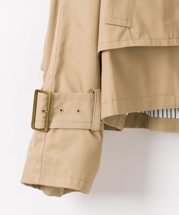 GRACE CONTINENTAL ショートトレンチジャケット