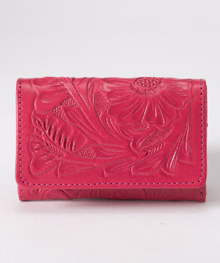 GRACE CONTINENTAL Card Case ピンク