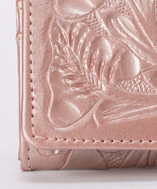 GRACE CONTINENTAL Card Case ピンクゴールド
