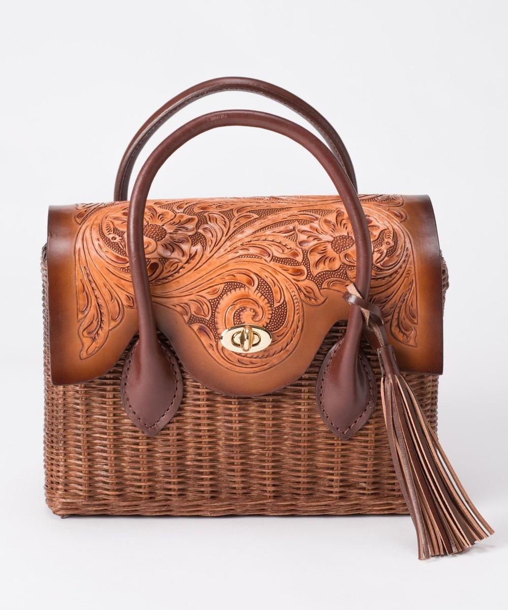 MS Rattan Bag