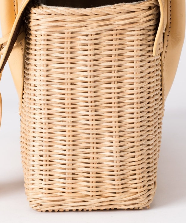 GRACE CONTINENTAL MS Rattan Bag