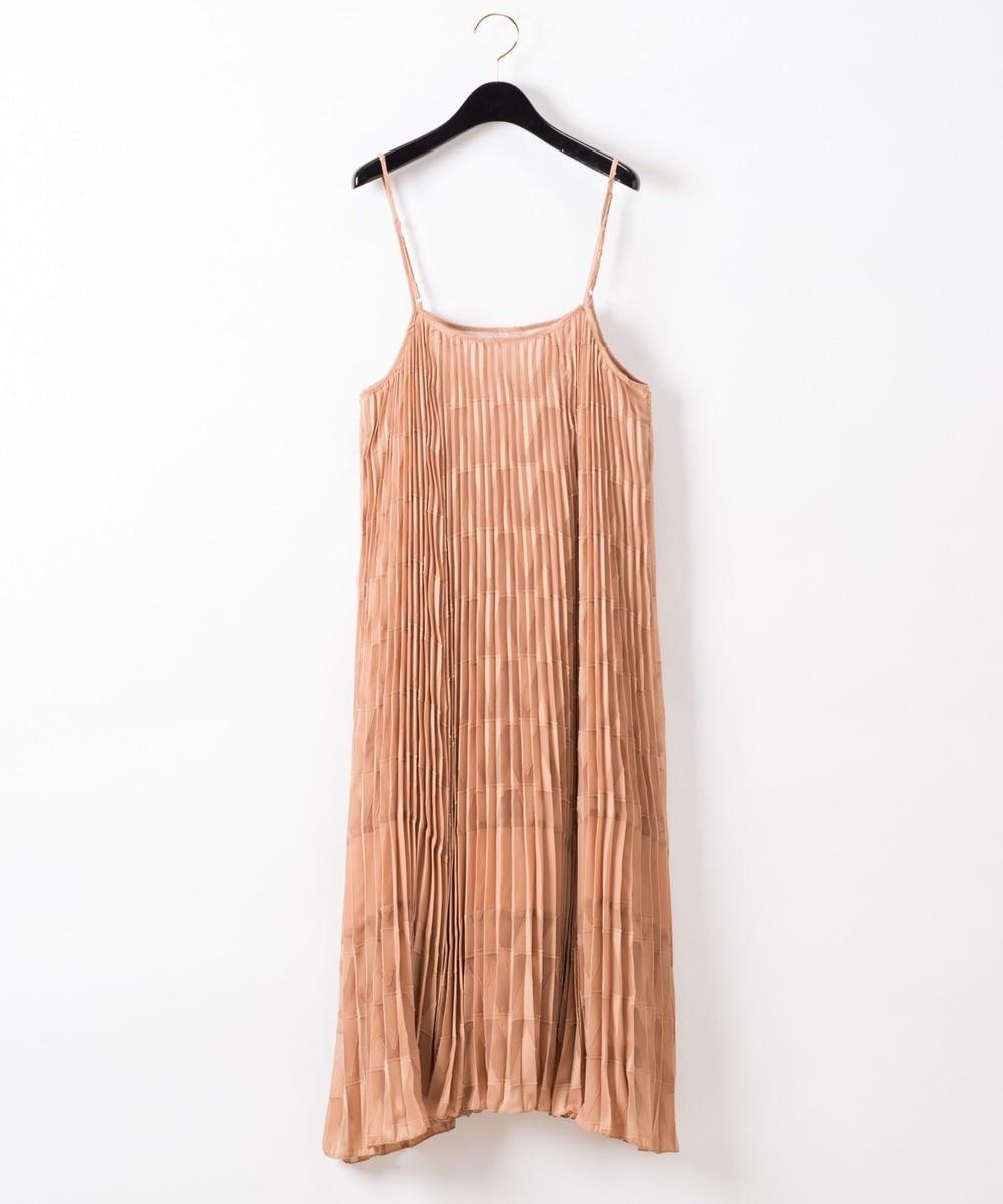 カットジャガードジャンパースカート