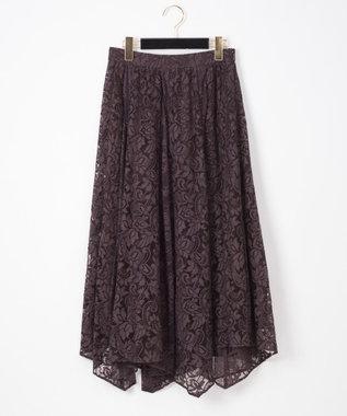 レース切替スカート