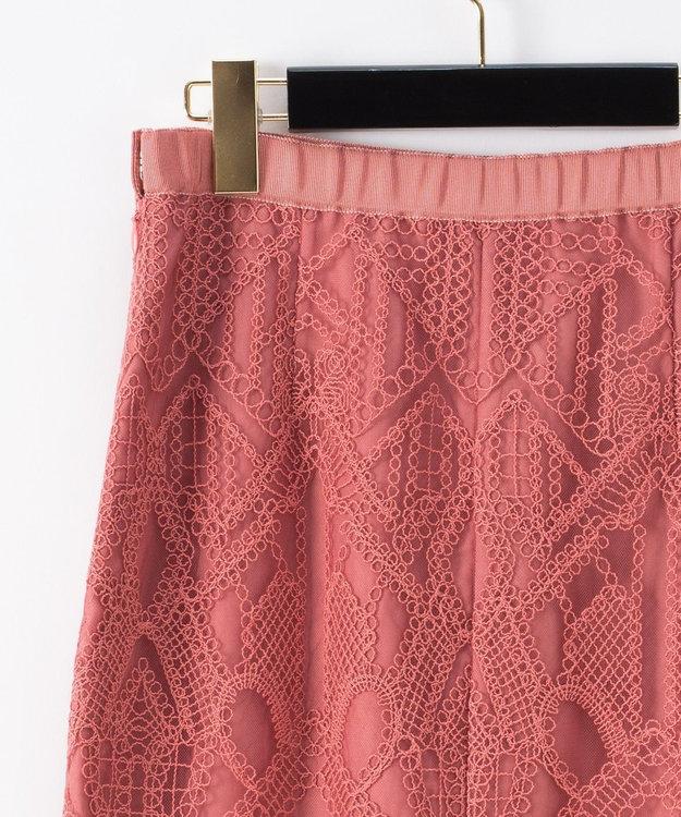 GRACE CONTINENTAL ジオメコードスカート