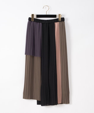 タイトプリーツスカート