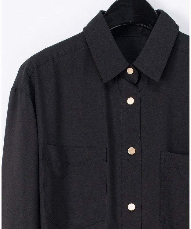 GRACE CONTINENTAL カットワークシャツチュニック