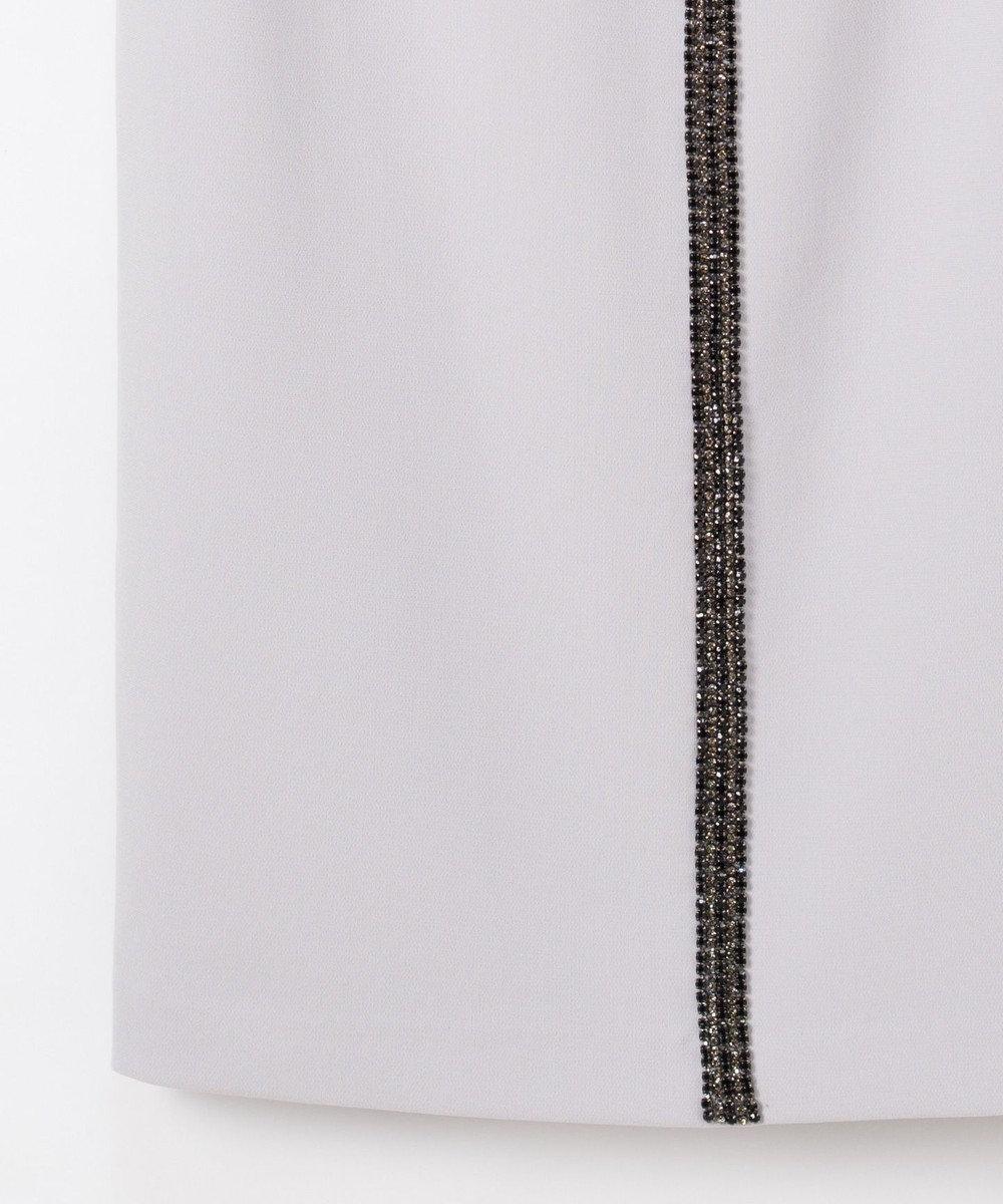 GRACE CONTINENTAL トリアセコンビドレス ブラック
