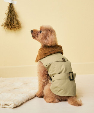 GRACE CONTINENTAL DOGWEAR-ジャケット3 ベージュ