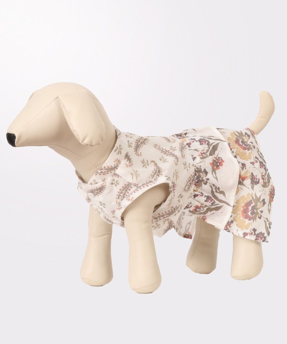 GRACE CONTINENTAL DOGWEAR-ワンピース1 ブラック