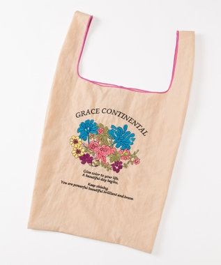 【GRACE CONTINENTAL × Ball&Chain】コラボ Eco Bag