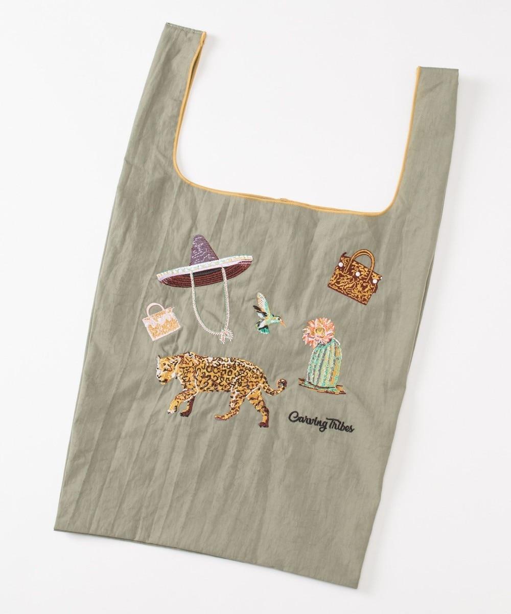【Carving Tribes × Ball&Chain】コラボ Eco Bag