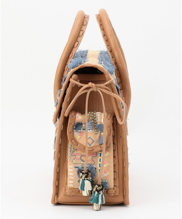 GRACE CONTINENTAL MSマルチ刺繍バッグ6