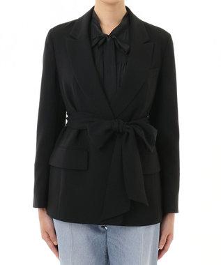 トリアセリボンベルトジャケット