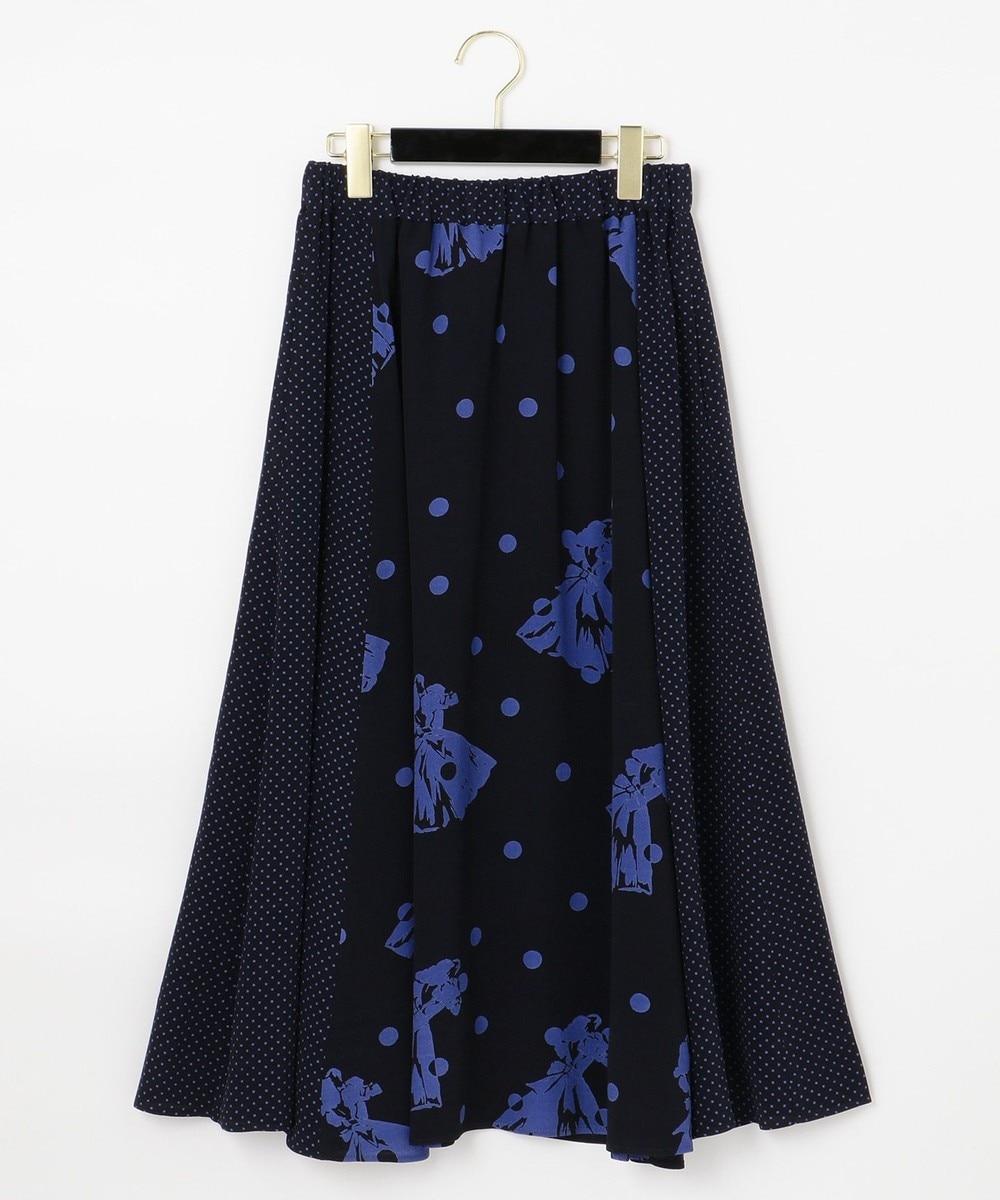ダンサードット切替スカート