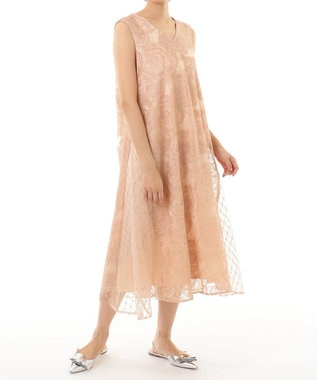 ローズembコンビドレス
