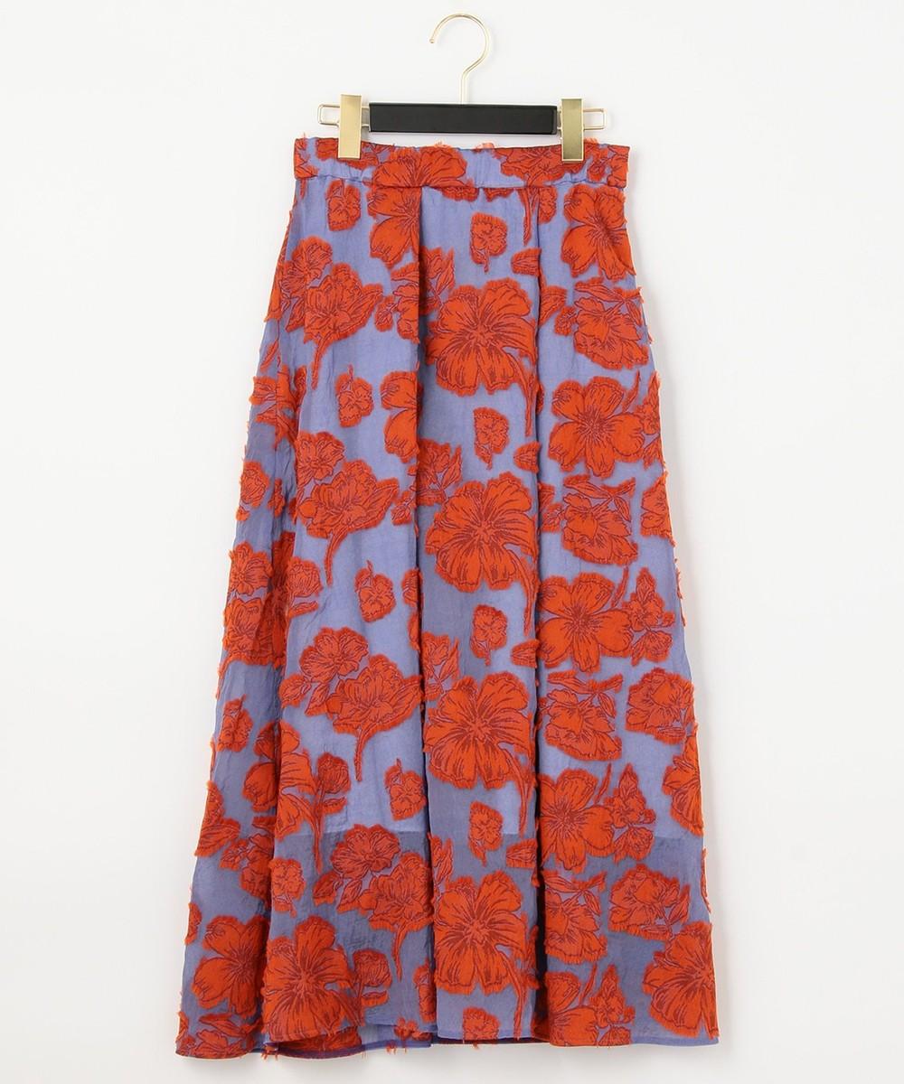 フラワーカットJQスカート