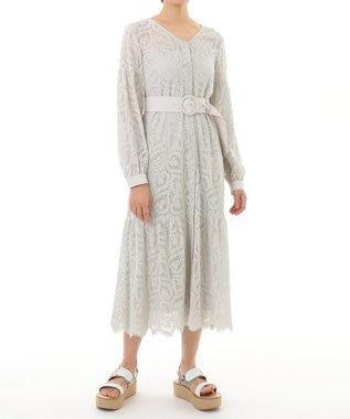 ハートコードレースドレス