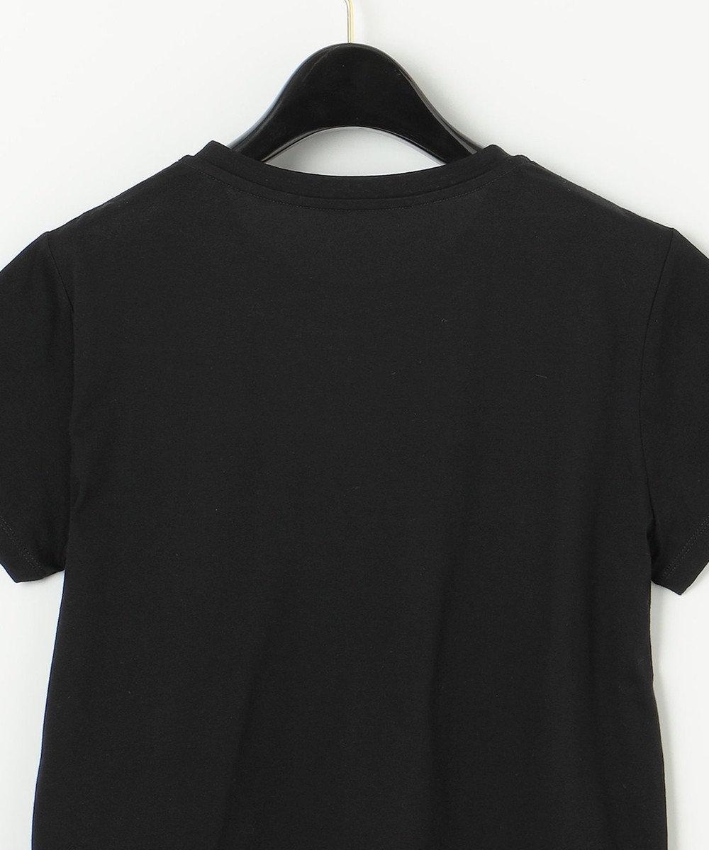 GRACE CONTINENTAL ロゴTeeトップ ブラック