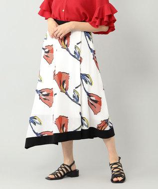 フラワーJQスカート