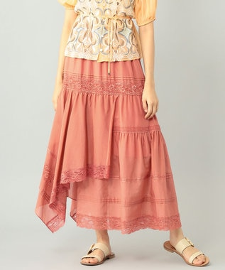 イレヘムレーススカート
