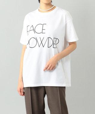 レタードオーバープリントTシャツ