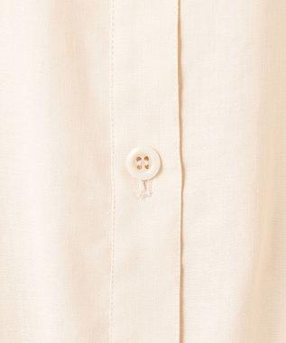 GRACE CONTINENTAL フリルシャツジャケット ベージュ