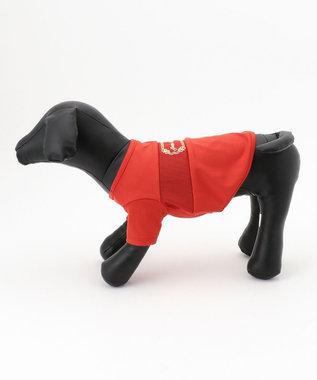 GRACE CONTINENTAL DOGWEAR-Tシャツ2 レッド