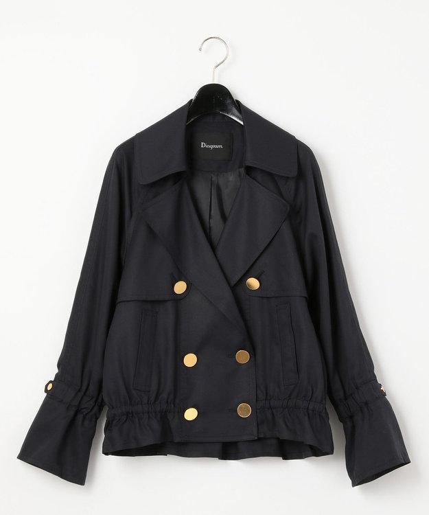 GRACE CONTINENTAL ドルマントレンチジャケット