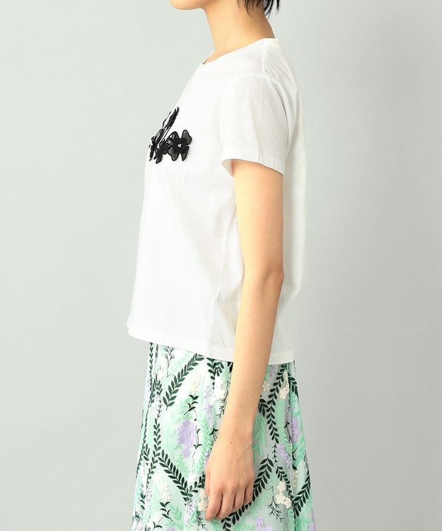 GRACE CONTINENTAL ロゴTeeトップ